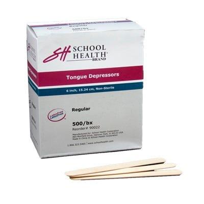 School Health Tongue Depressors