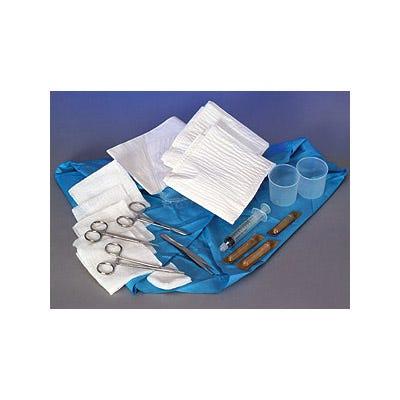 Laceration Tray (Suture Kit)