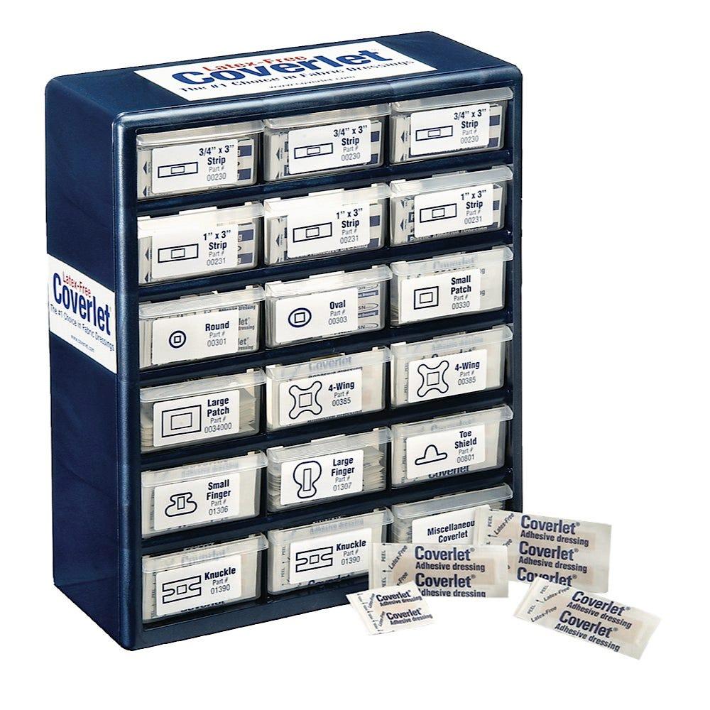 Coverlet Dispenser