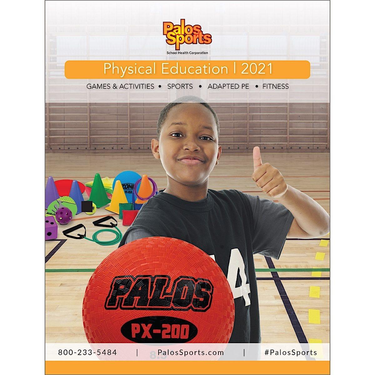 2021 Palos Sports - Physical Education Catalog