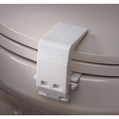 Lid Lok Toilet Seat Safety Latch, Each