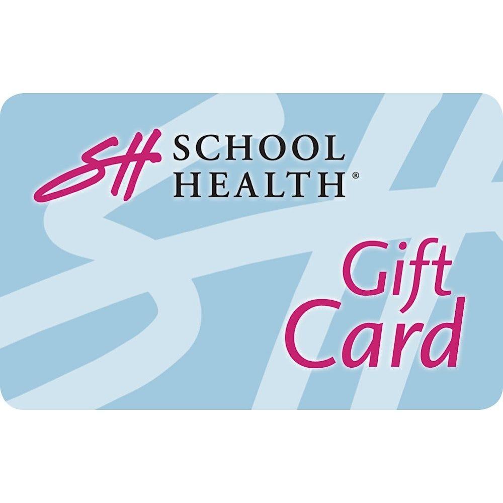 $1,000.00 School Health Gift Card
