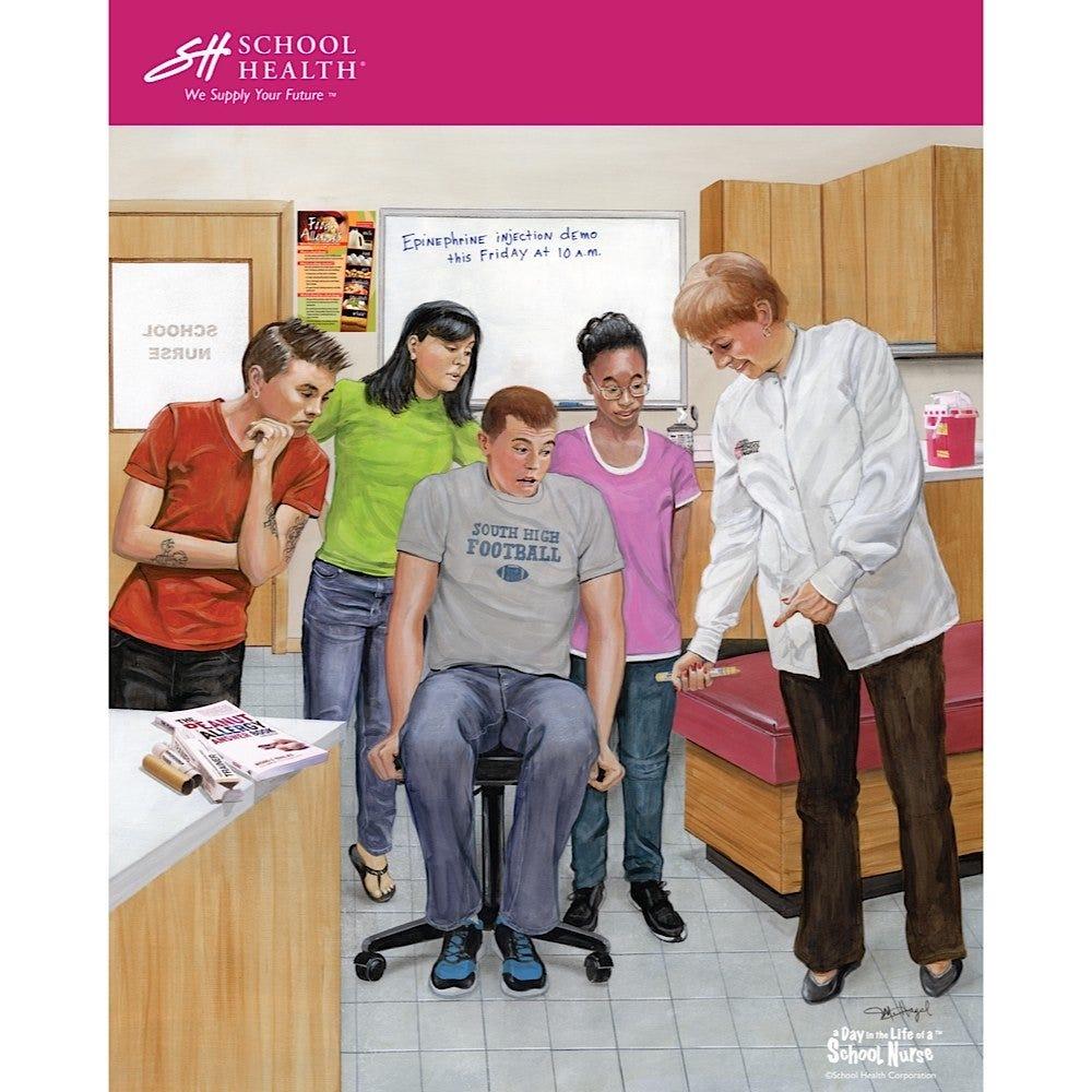 2014 Spring/Summer Nurse Catalog Poster