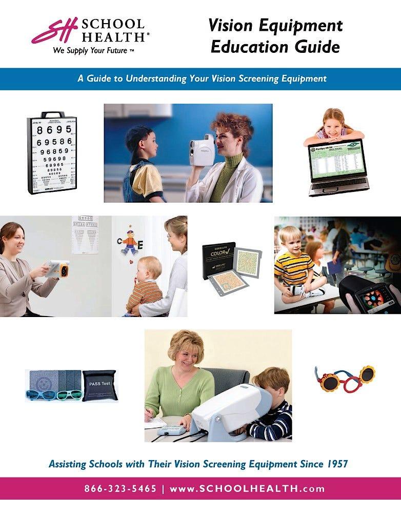 Vision Screener Focus Brochure 2014
