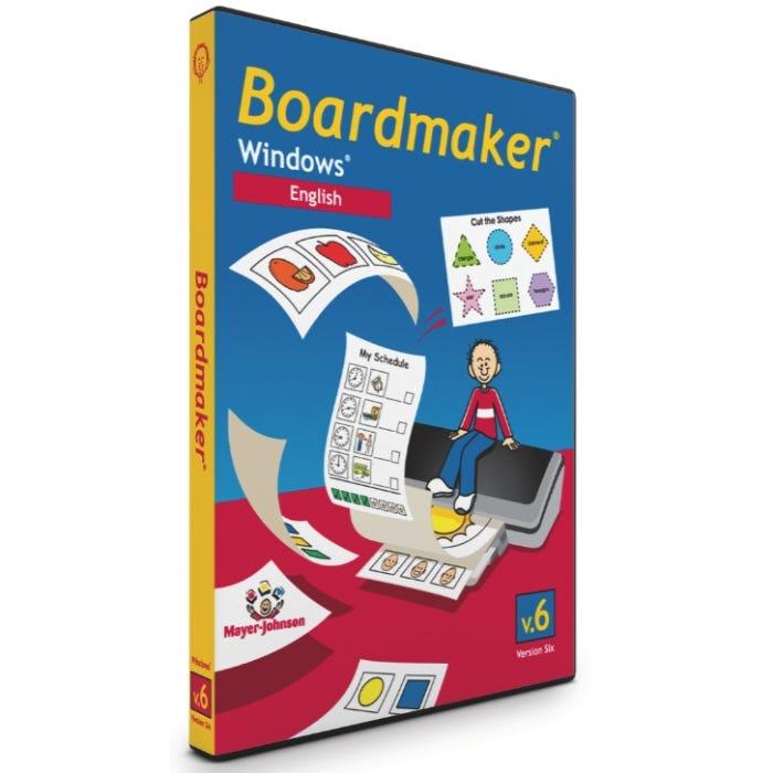 Boardmaker Design Software