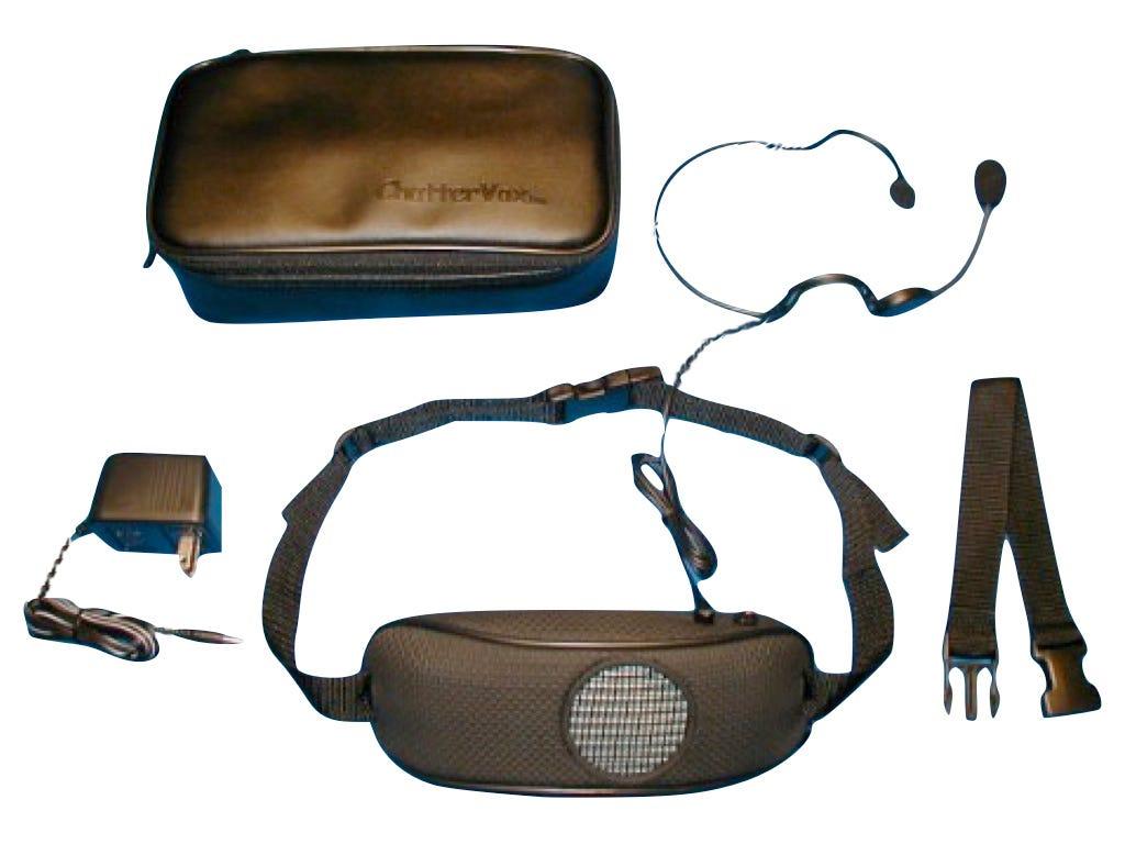 Chattervox Portable Voice Amplifier