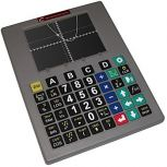 Sci-Plus 2500 Large Display Talking Graphing Calculator