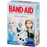Disney's Frozen Bandaid adhesive Strips, Assorted Sizes