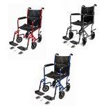 Aluminum Transport Chairs