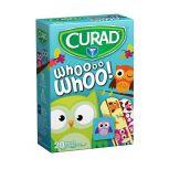 Curad Adhesive Bandages, Owls - 20/box