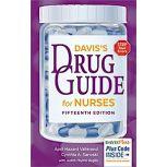 Davis's Drug Guide for Nurses 15th Edition