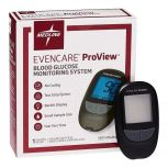 Evencare Pro View Blood Glucose Monitoring System