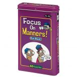 Focus On Manners Fun Deck