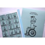 Visual Exercise System Wheelchair Exercises