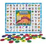 Descripto Dinos Vocabulary Game Boards