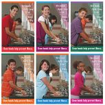 Clean Hands Help Prevent Illness Posters