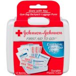 FIRST AID TO GO! Mini First Aid Kit