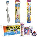 Firefly Light Up Timer Toothbrush, 12/Pkg