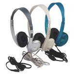 Lightweight Multimedia Stereo Headphones