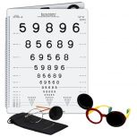 LEA Numbers Low Vision Books