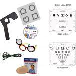 AAPOS Basic Vision Screening Kit