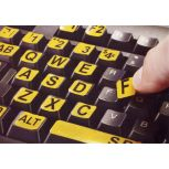 Large Print Keyboard Labels