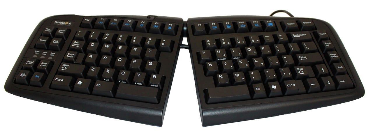 Goldtouch V2 Adjustable Comfort Keyboard