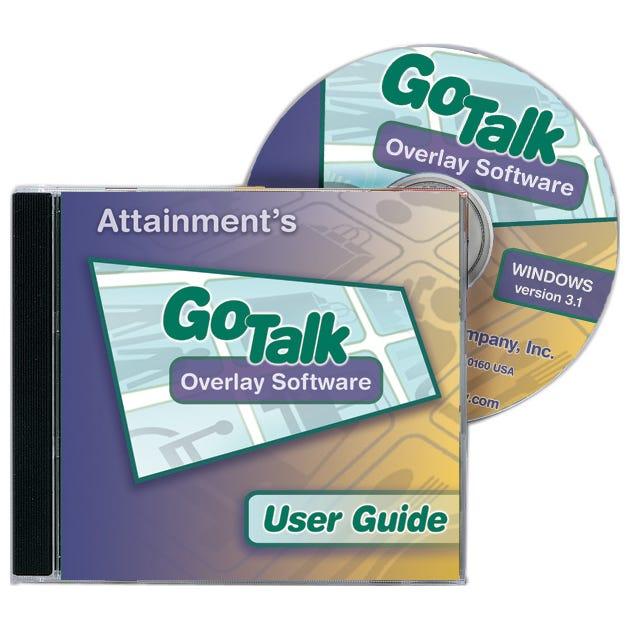 Attainment GoTalk Overlay Software