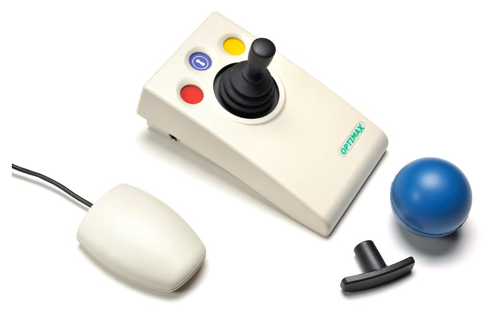 Optimax Wireless Joystick