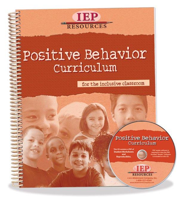 Positive Behavior Curriculum for the Inclusive Classroom