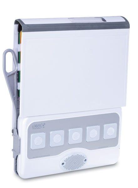 Logan ProxTalker Communication Device with Binder