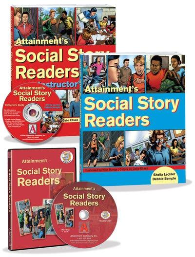 Social Story Readers