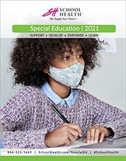 Browse School Health's 2021 Special Education Catalog